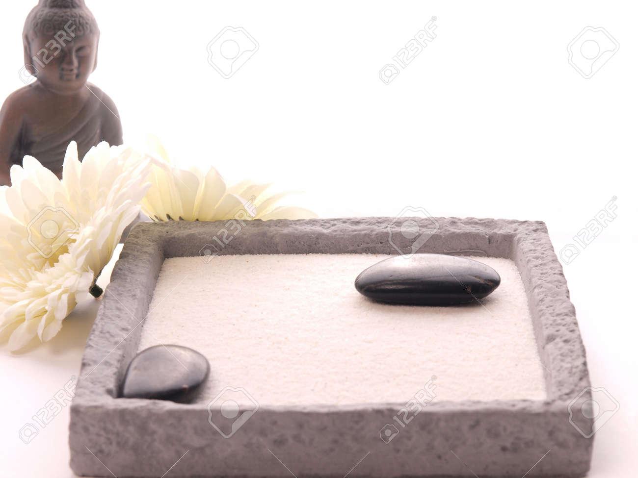 Zen garden Stock Photo - 12927830
