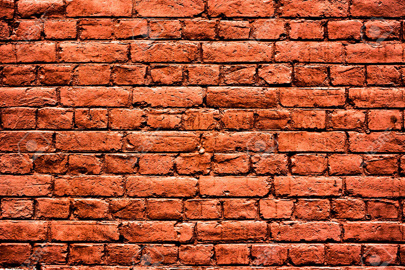 Red Brick Wall High Resolution Texture Background Stock Photo ...