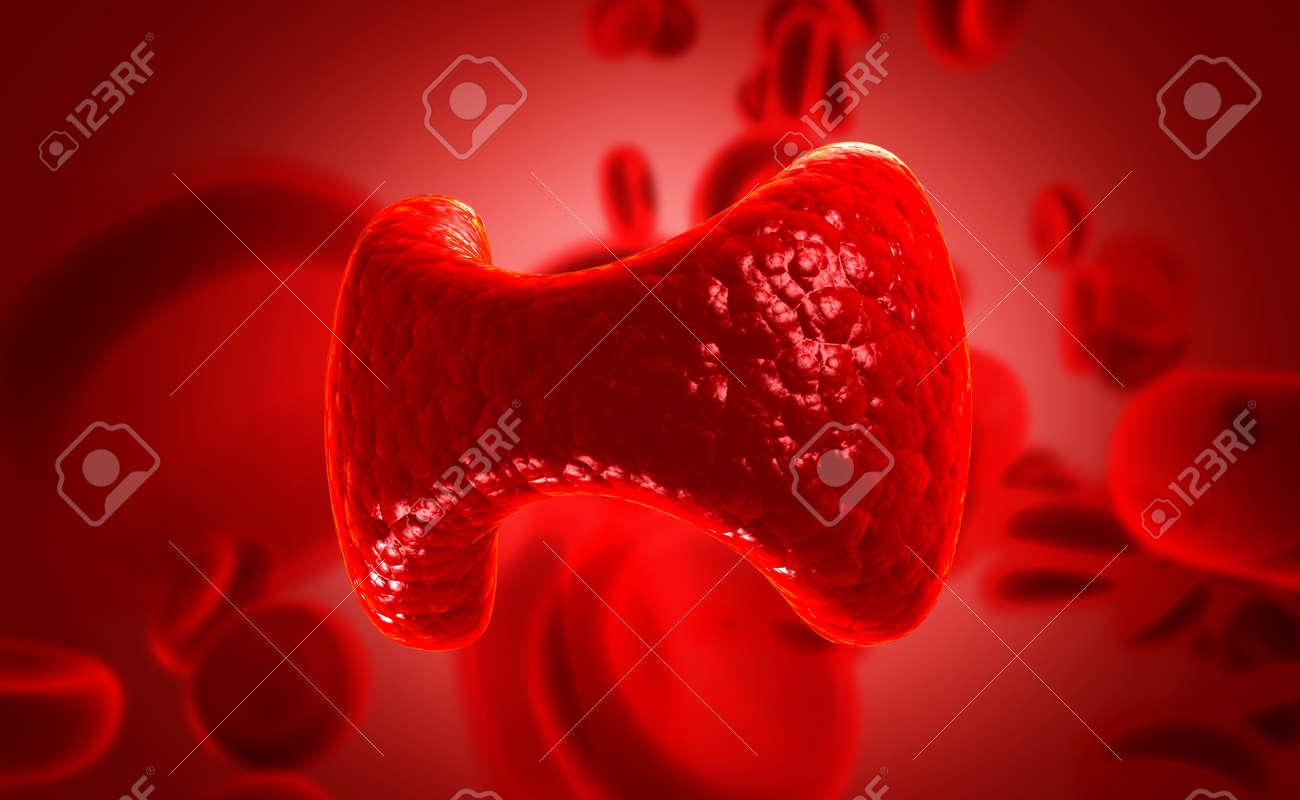Endokrinen Nebenschilddrüse Isoliert Farbe Lizenzfreie Fotos, Bilder ...