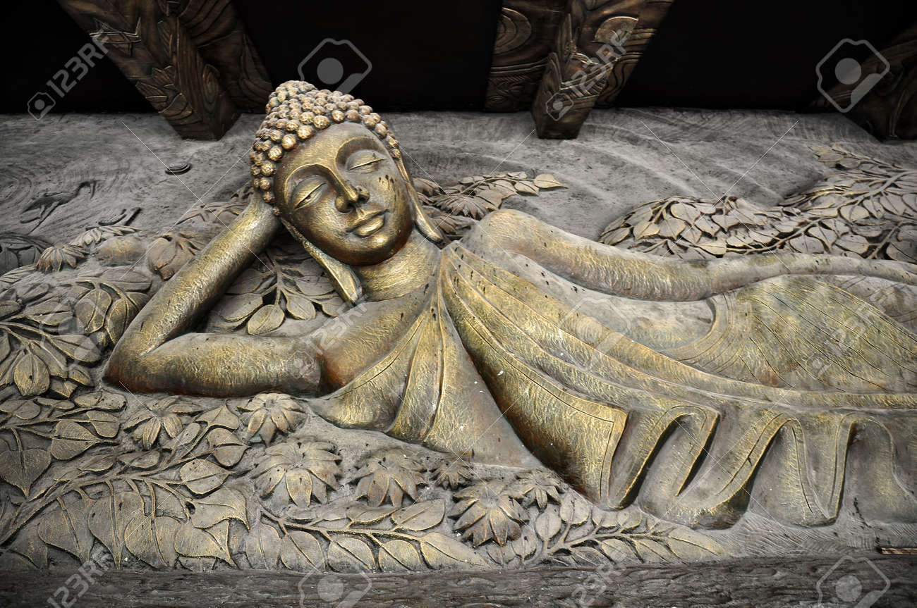 Statue of Buddha in reclining position Stock Photo - 4631572 & Statue Of Buddha In Reclining Position Stock Photo Picture And ... islam-shia.org