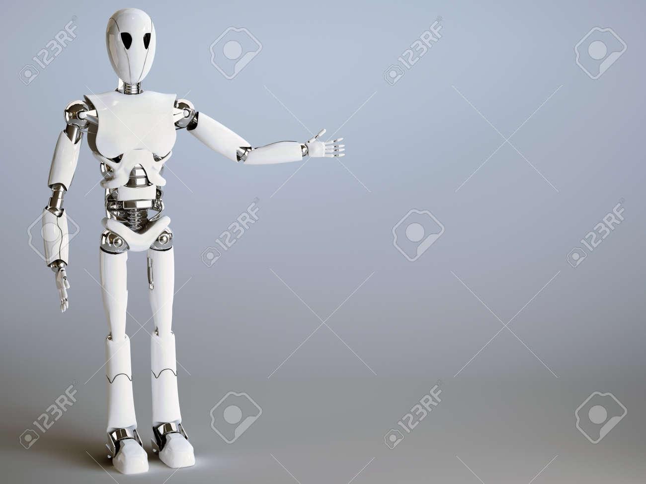 robot Stock Photo - 16774136