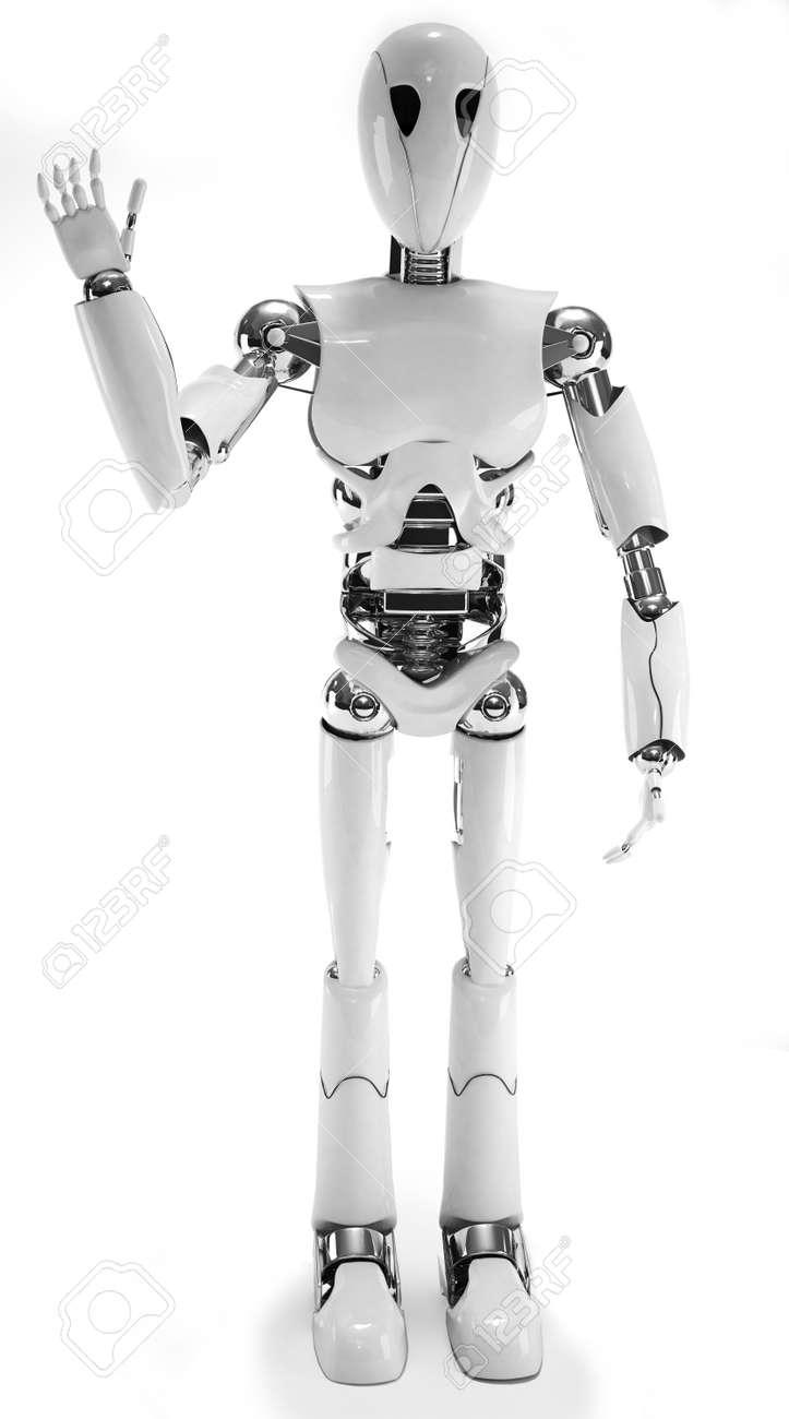 robot Stock Photo - 16774070