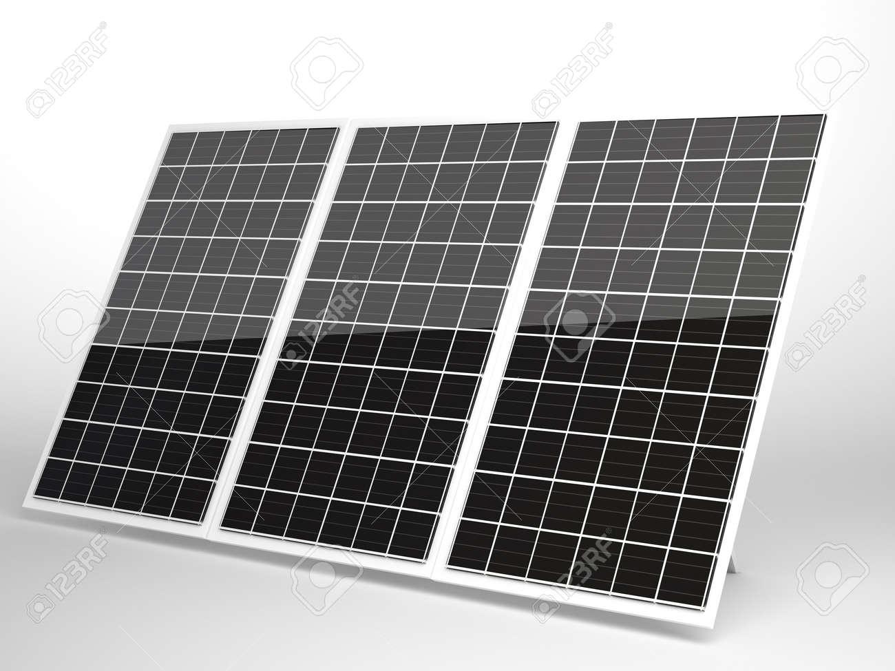 solar panel Stock Photo - 16774283