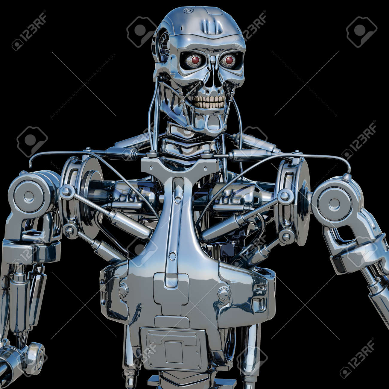 robot Stock Photo - 16774472