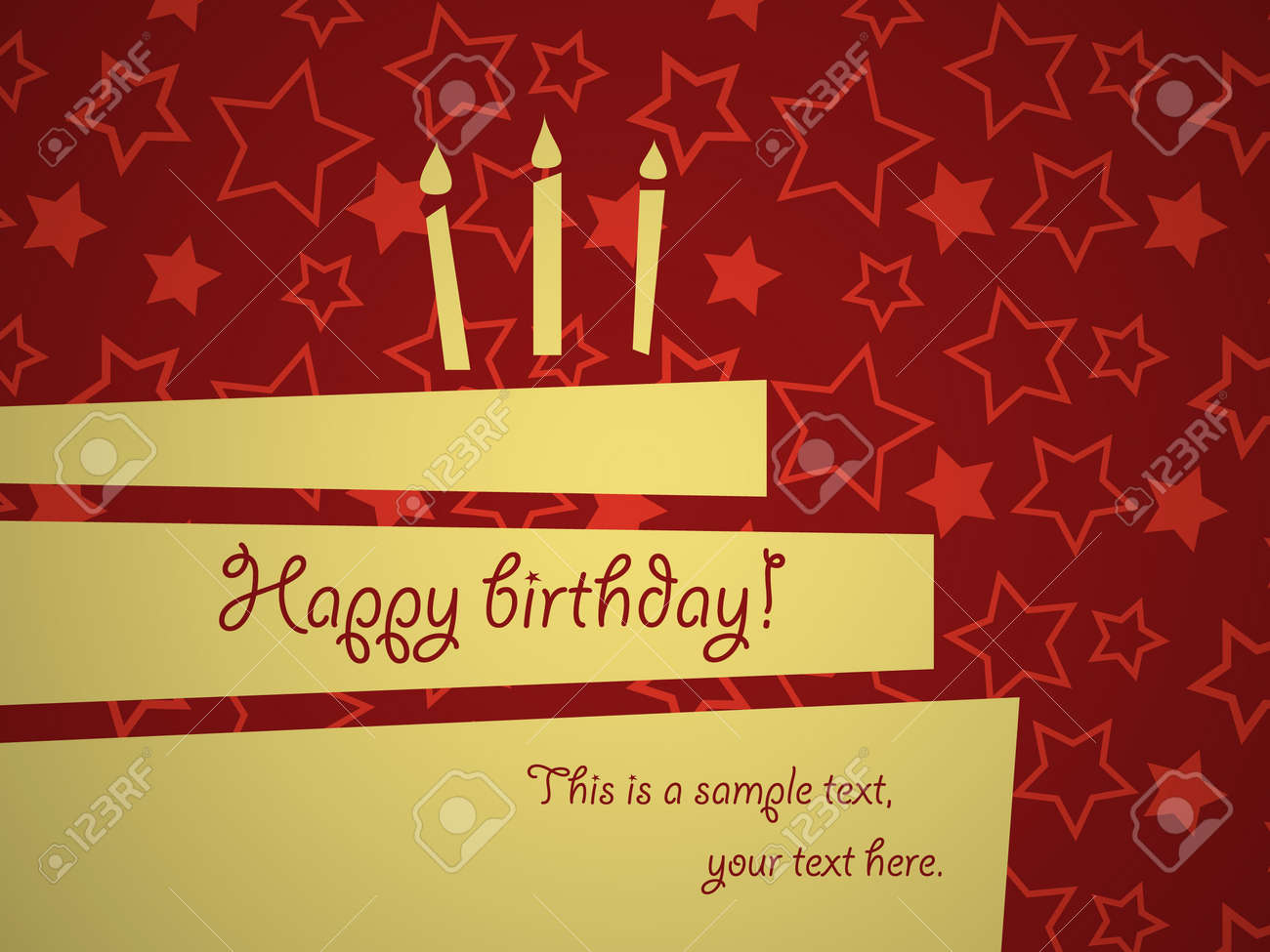 birthday card layout – Birthday Card Layout