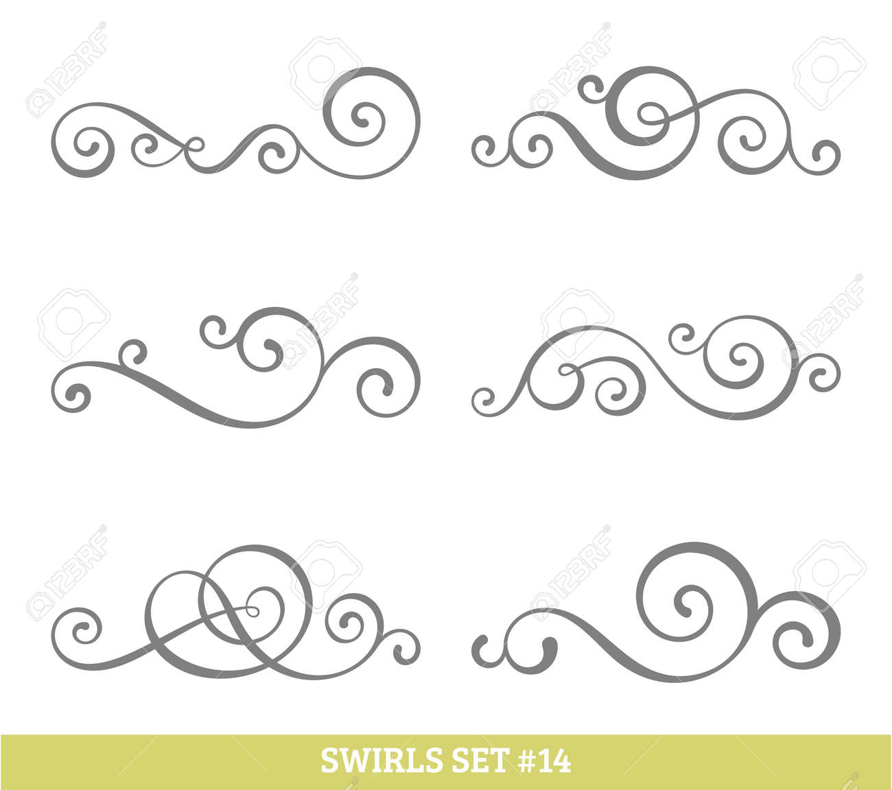 166,805 Flourish Stock Vector Illustration And Royalty Free ...