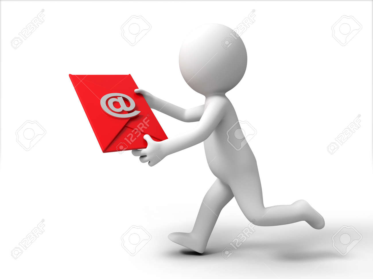 Send Email Message Clip Art