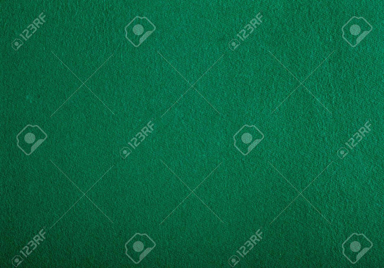 Poker table background - Poker Table Felt Background In Green Color Stock Photo 52159934