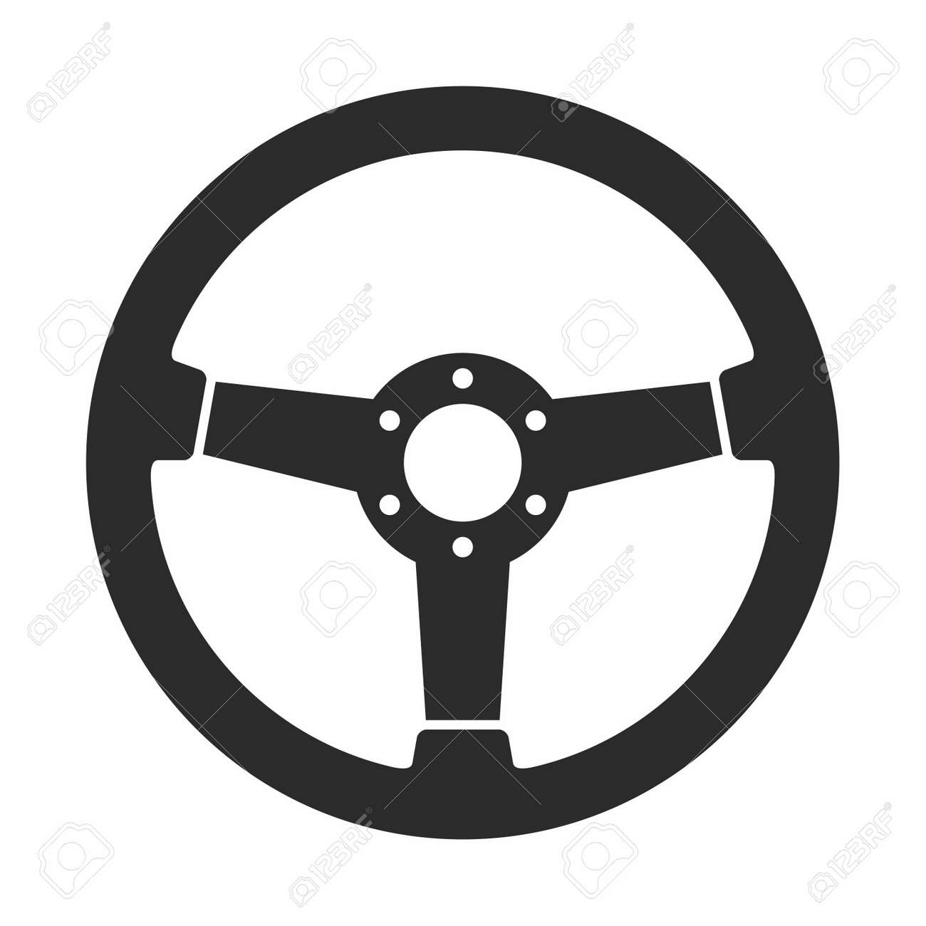 steering wheel icon royalty free cliparts vectors and stock illustration image 69150146 steering wheel icon