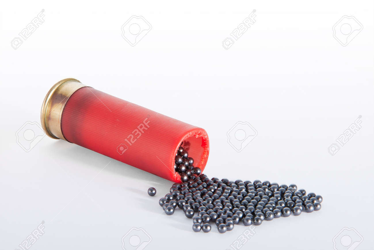Main news thread - conflicts, terrorism, crisis from around the globe - Page 31 20296962-a-shotgun-red-cartridge-in-horizontal-position-open-at-the-top-and-the-pellets-drop-out-isolated-in-