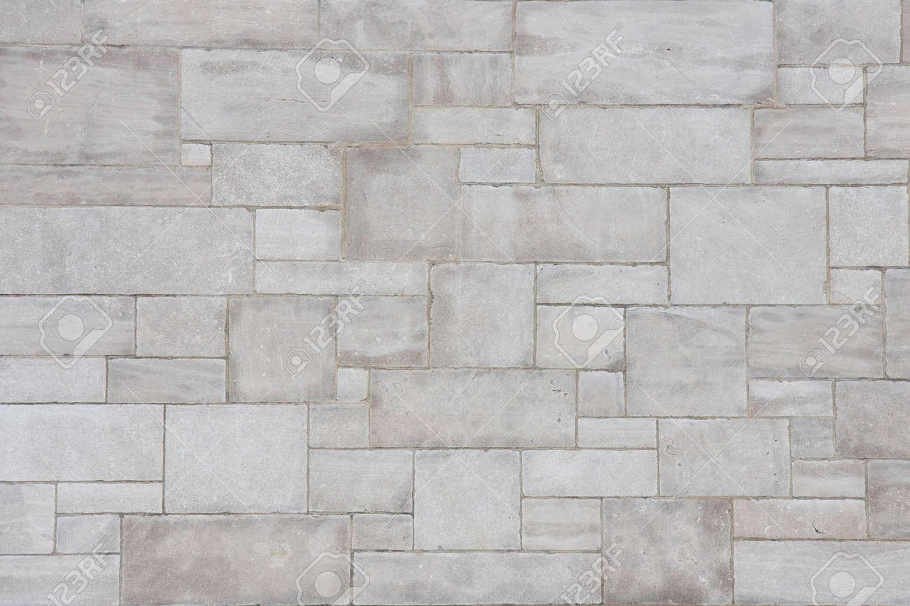 Unregelmäßige Fliesen Muster Standard Bild   20417738