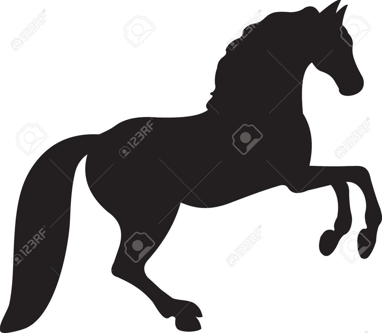 Horse Stock Vector - 7740732