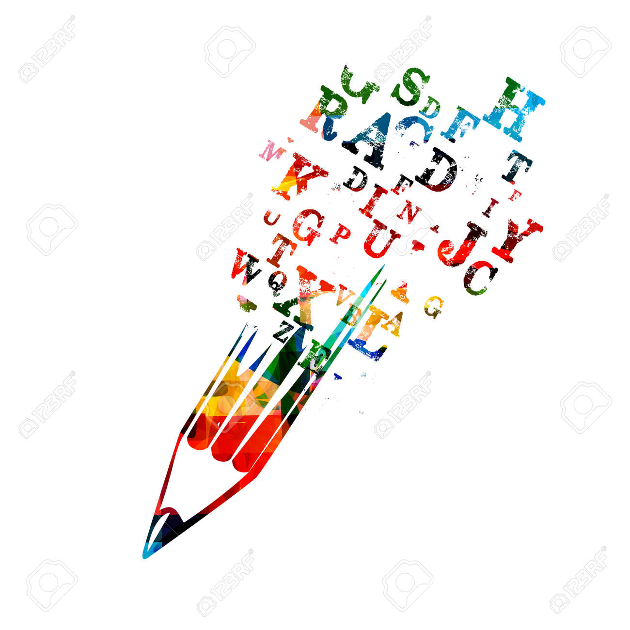 Creative writing concept - 35808516