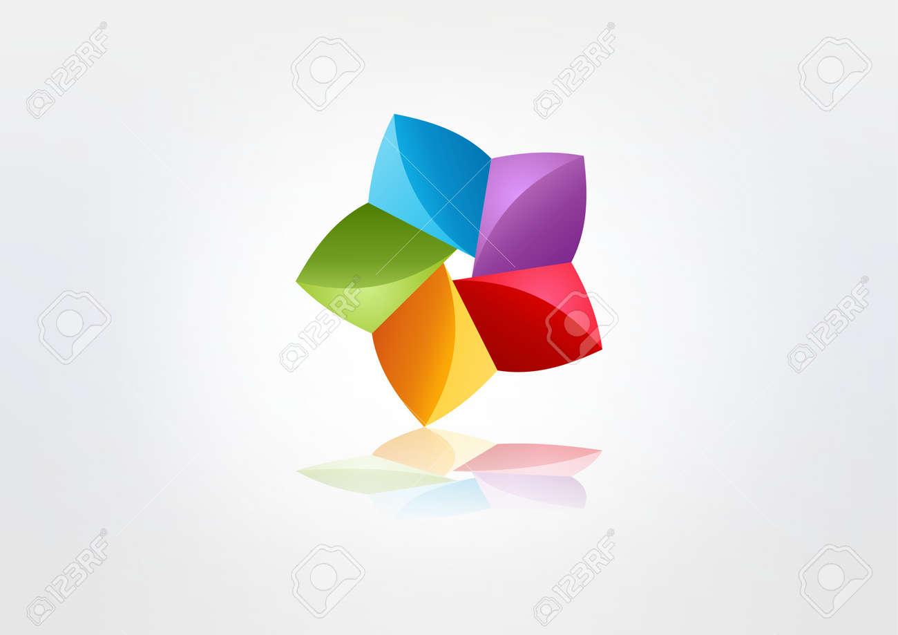 Star Solusion Business Logo Vector Lizenzfrei Nutzbare ...
