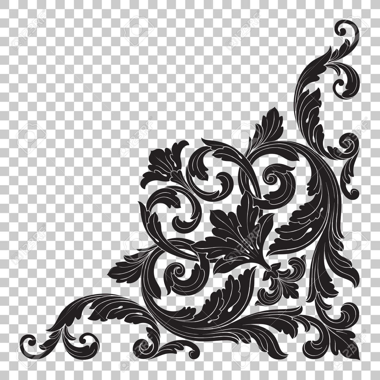 Decorative design element filigree calligraphy vector you can decorative design element filigree calligraphy vector you can use for wedding decoration of greeting card junglespirit Images