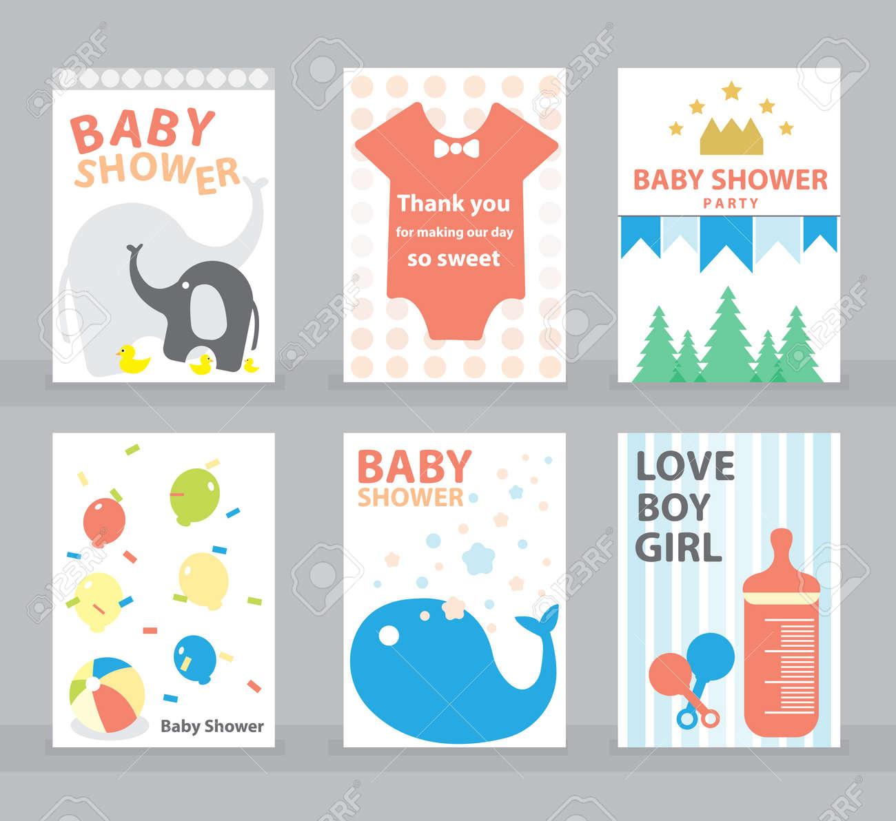 Shower De Bebe Carte De Voeux Carte De Joyeux Anniversaire Garcon