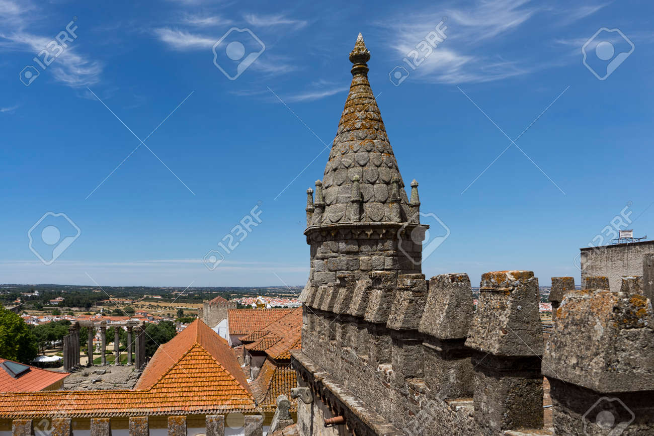 Cathedral Basilica of Our Lady of the Assumption of vora, Portugal - 53039657