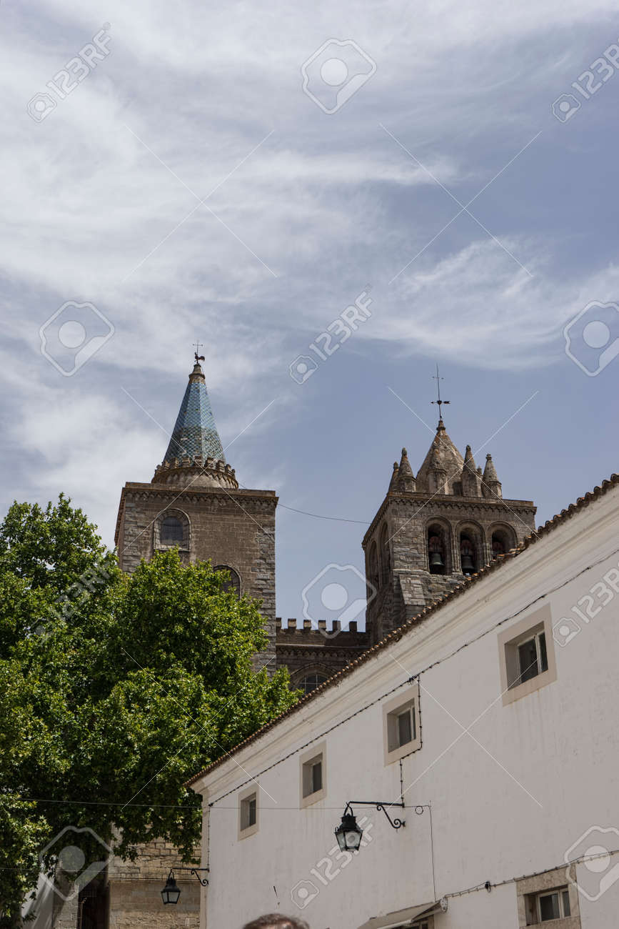 Cathedral Basilica of Our Lady of the Assumption of vora, Portugal - 53039660