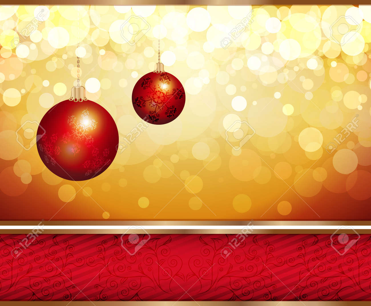 Christmas background Stock Vector - 18462252