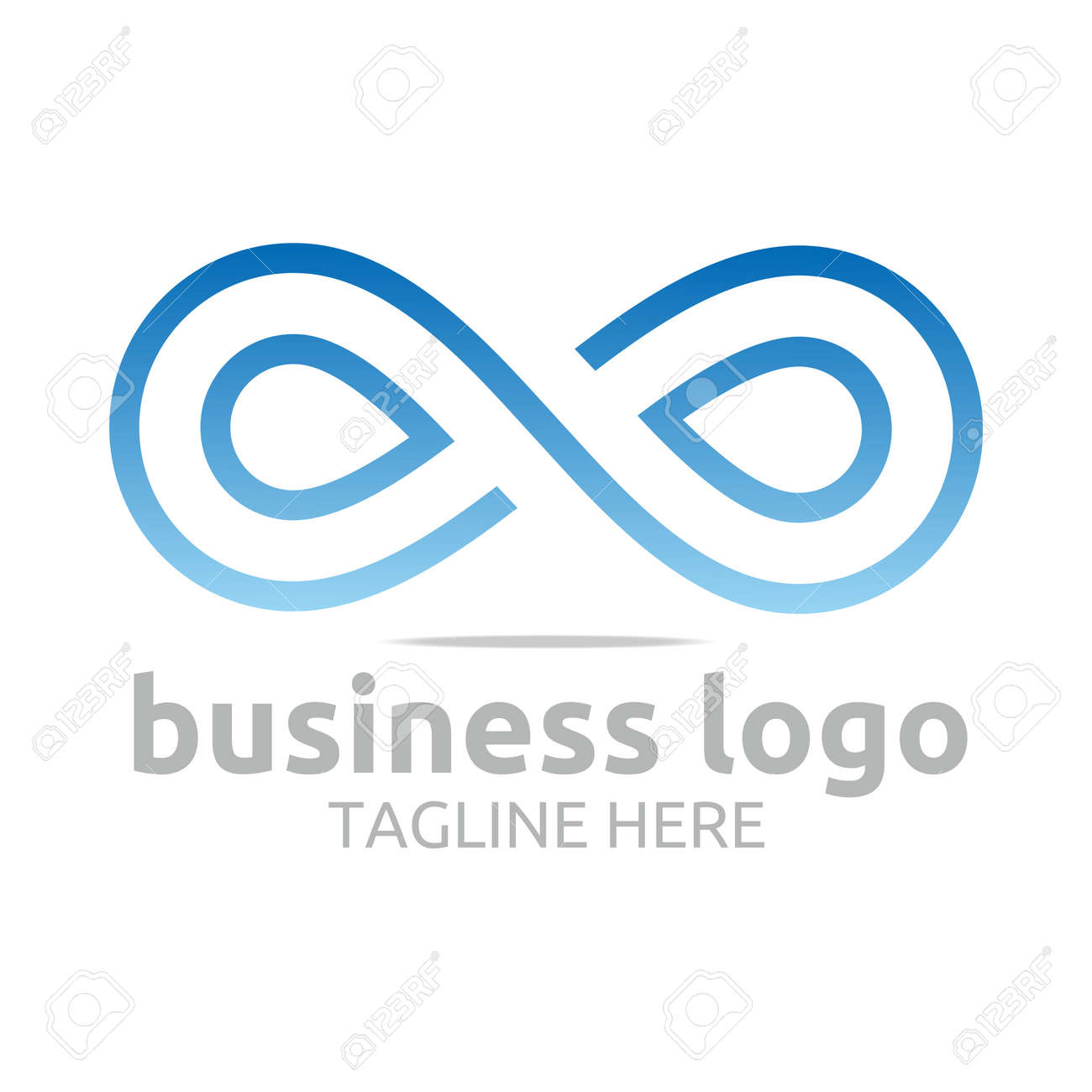 Infinity stock photos royalty free business images business logo company corporate abstract infinity illustration biocorpaavc Choice Image