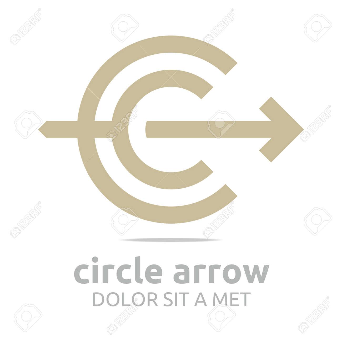 Logo design letter c arrow brown icon symbol abstract vector royalty logo design letter c arrow brown icon symbol abstract vector stock vector 45413139 biocorpaavc Images