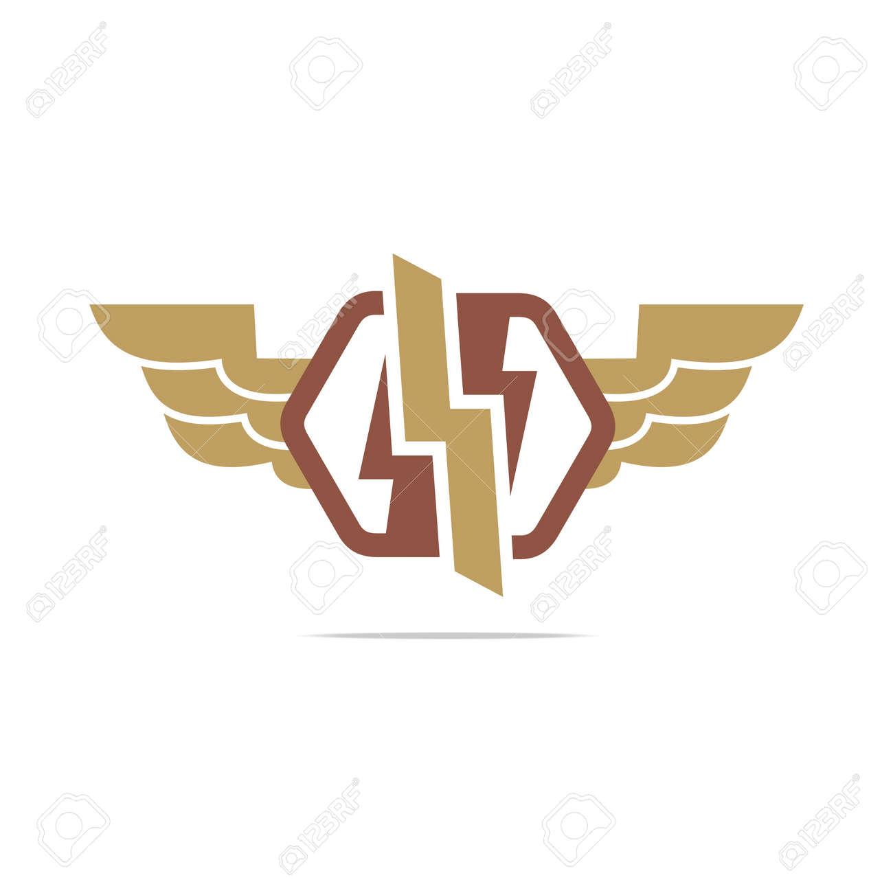 Power Powerful Set Shiny Sign Speed Symbol Thunderbolt