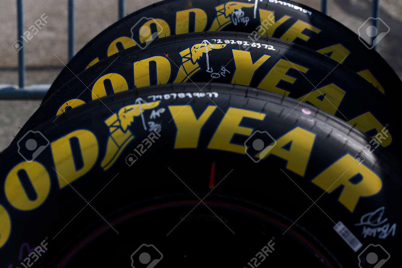Goodyear Racing Tires >> April 28 2017 Richmond Virginia Usa Goodyear Racing Tires