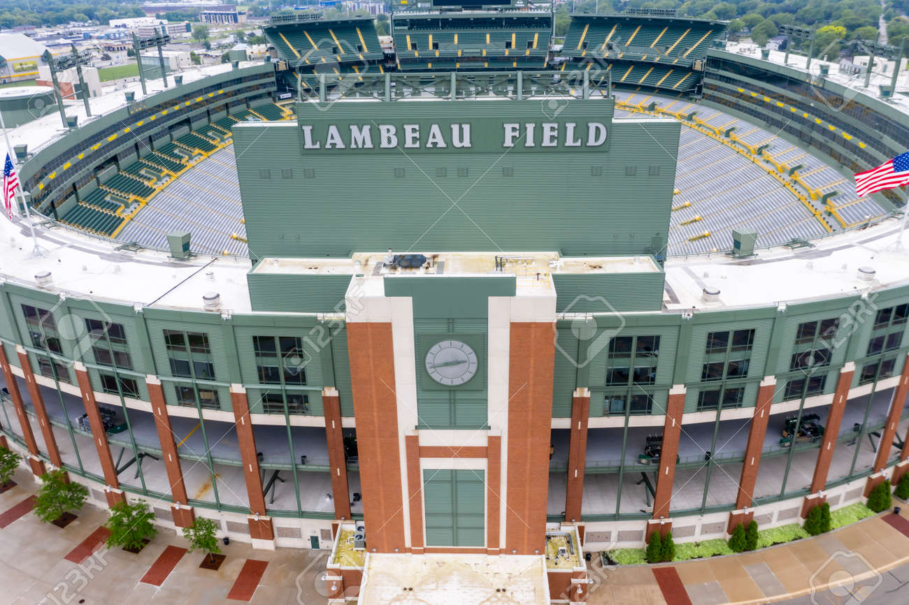 June 25 2019 Green Bay Wisconsin Usa Historic Lambeau Field Stock Photo Picture And Royalty Free Image Image 125543625