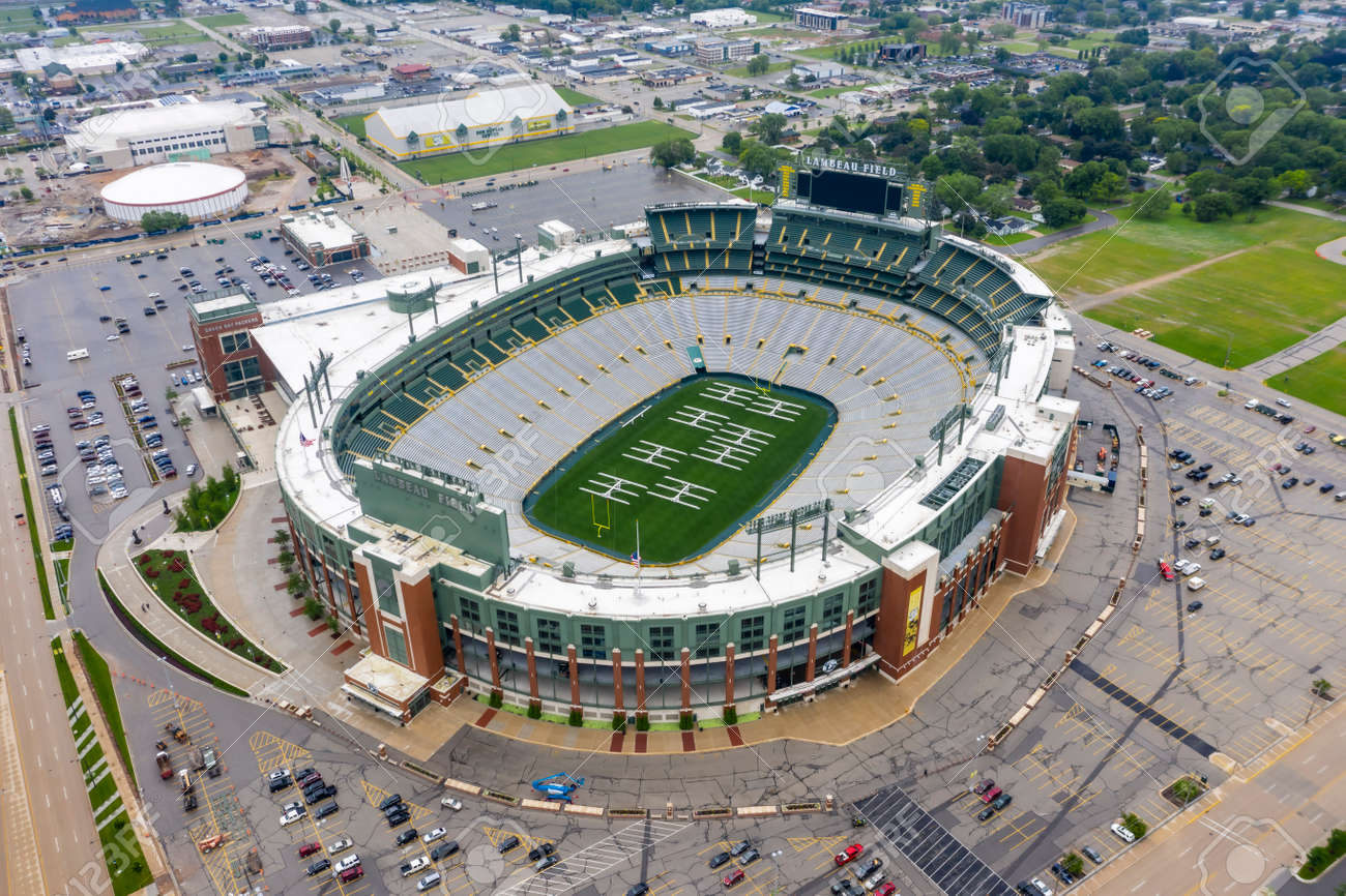 June 25 2019 Green Bay Wisconsin Usa Historic Lambeau Field Stock Photo Picture And Royalty Free Image Image 125543632