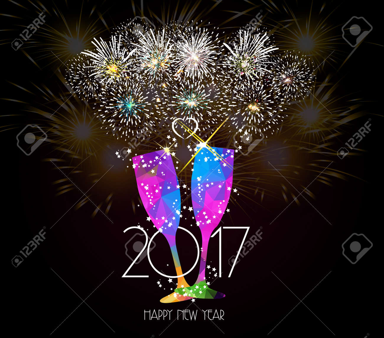 Toasts for New Year 2017 9