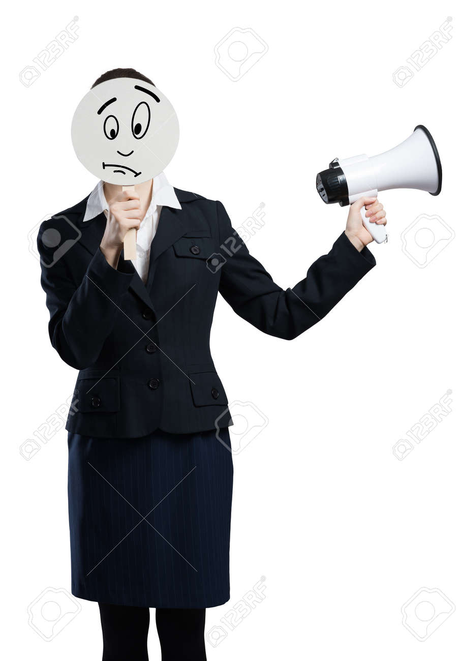 How to hide the number: Megaphone 92