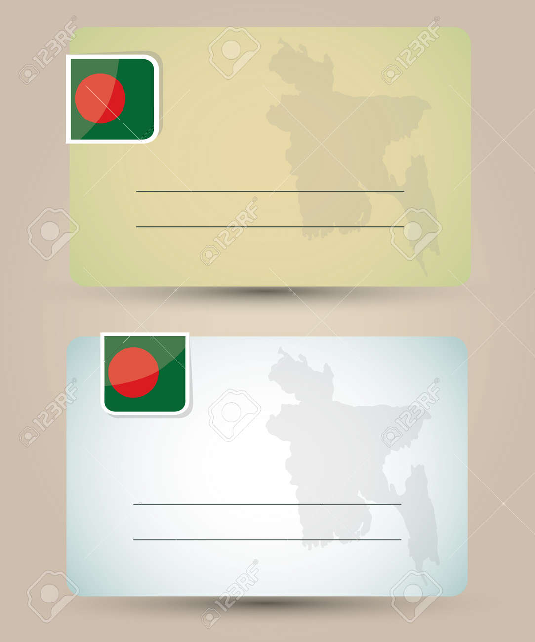 Business card with flag and map of bangladesh royalty free cliparts business card with flag and map of bangladesh stock vector 18882311 colourmoves