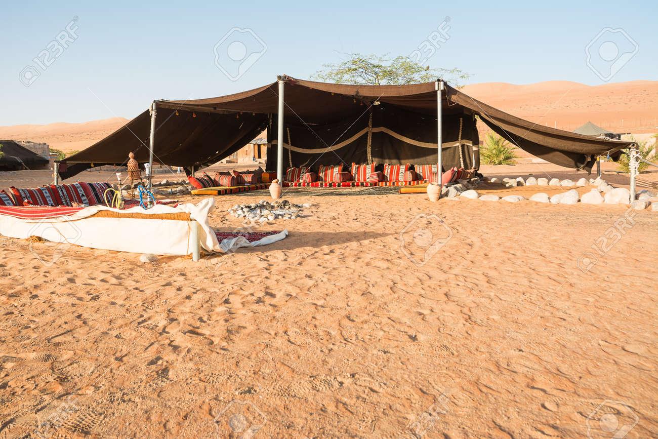 bedouin tent the