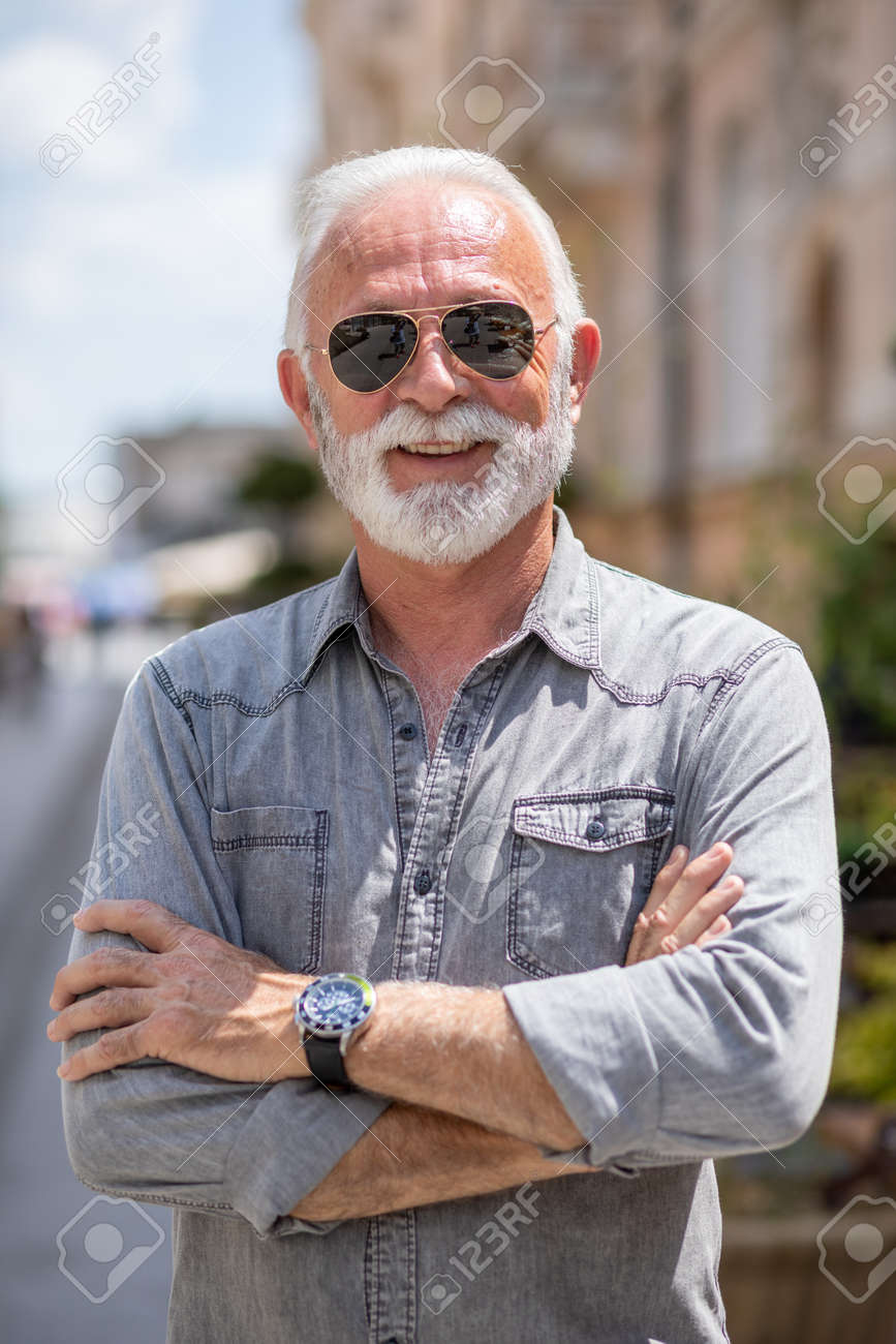 Rich old man looking for a wife