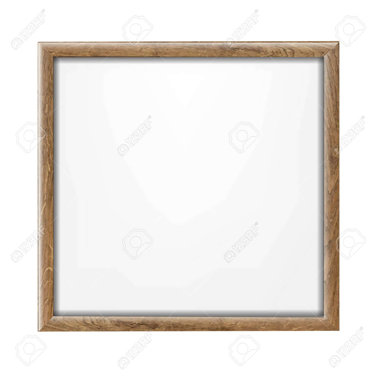 Board With Paper With Gradient Mesh, Vector Illustration Stock Vector - 21902852