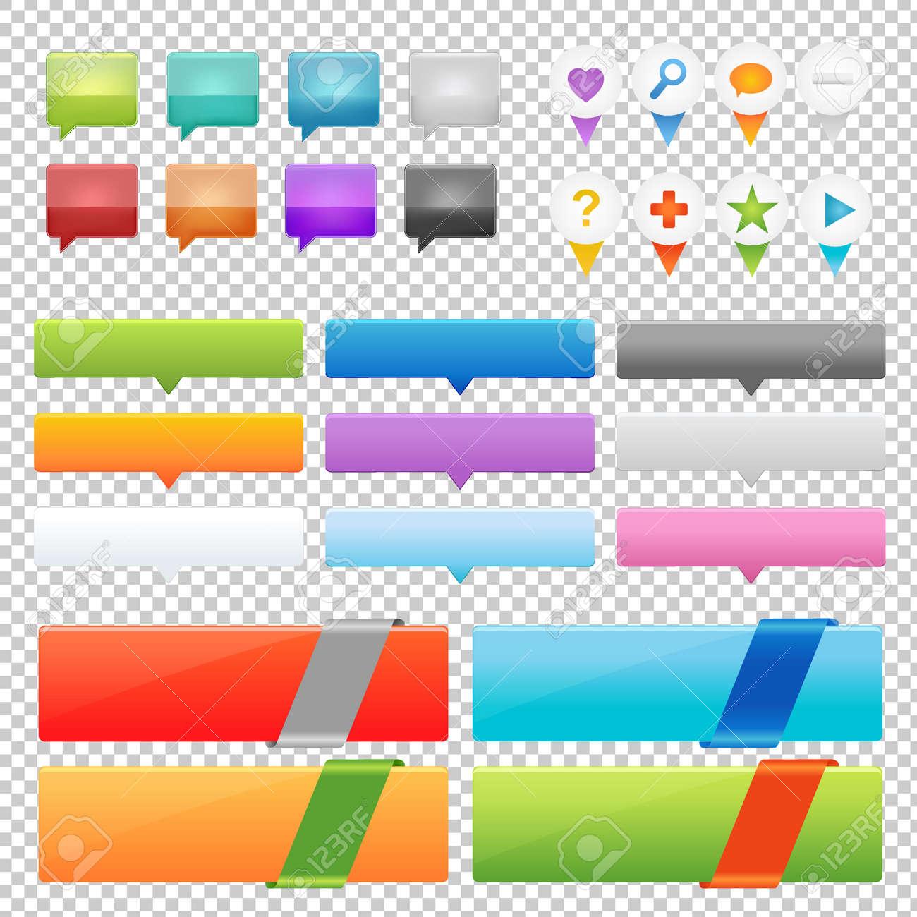 Malla De Gradiente De Marco De Diseño Web, Ilustración Vectorial ...
