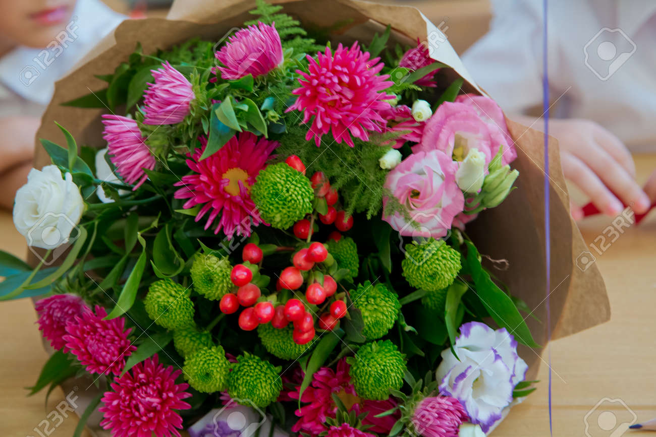 The Original Unusual Edible Bouquet Of Berries, Fruits And Flowers ...