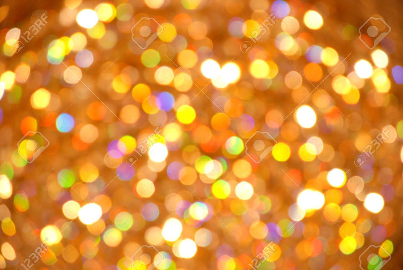 Christmas Lights Background.Christmas Light Background Holiday Glowing Backdrop Defocused