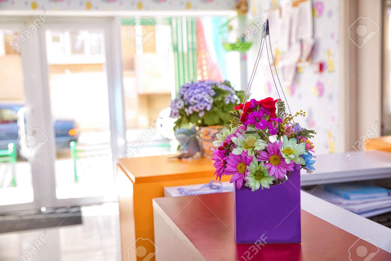 Purple flower bouquet made from paper purple flower isolated stock purple flower bouquet made from paper purple flower isolated stock photo 97238926 izmirmasajfo