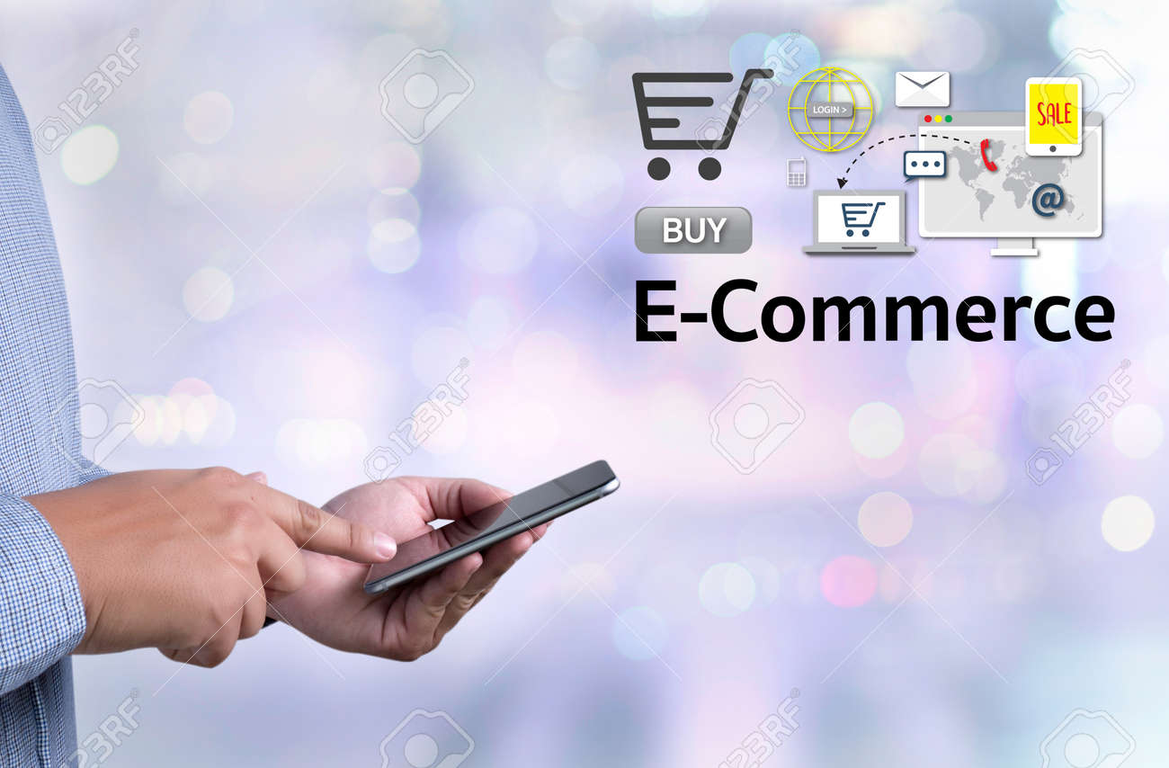 E-Commerce Add To Cart Online Order Store Buy Shop Online Payment ...