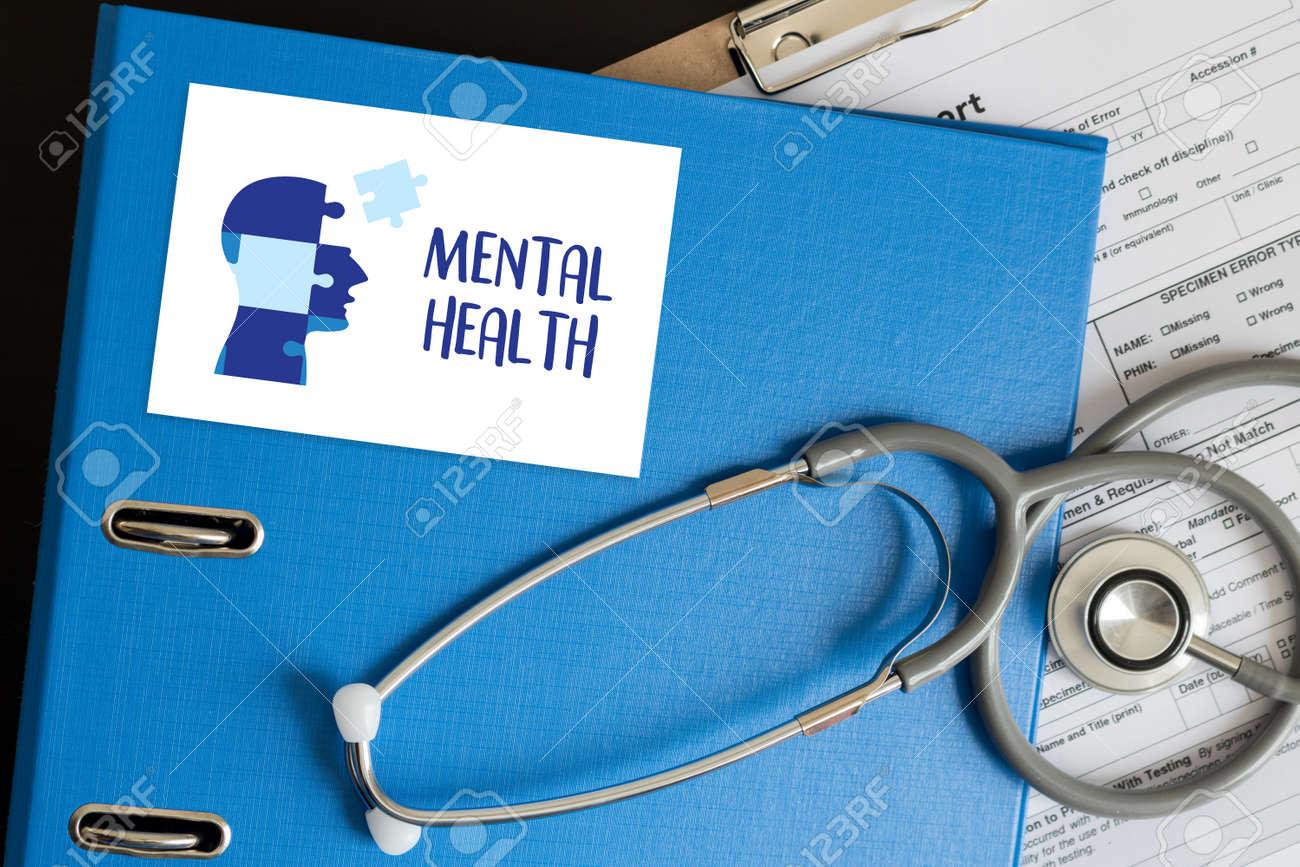 MENTAL HEALTH Mental Psychological Stress Management and Psychological