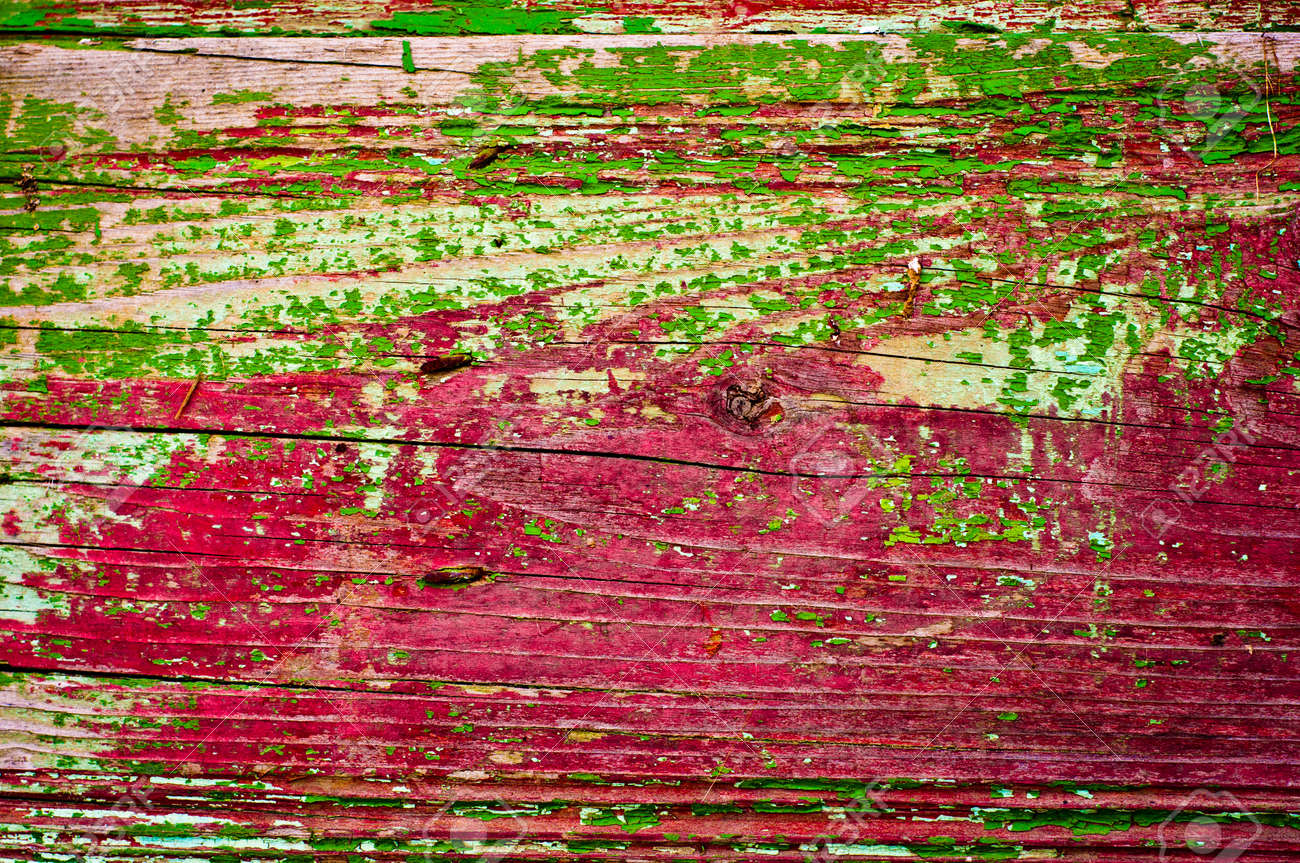 old painted wood texture closeup background Stock Photo - 12748112