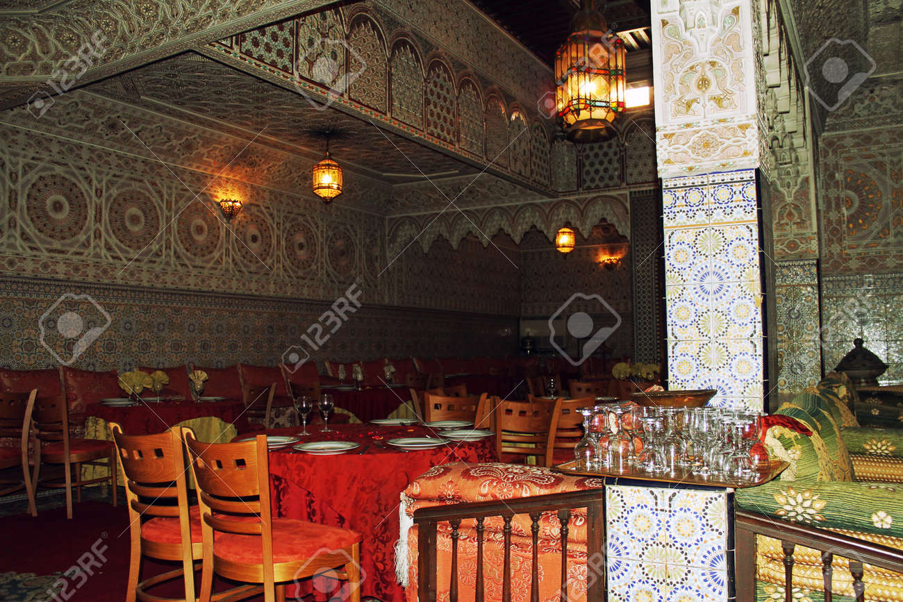 Moroccan Restaurant Stock Photo Picture And Royalty Free Image Image 15855272