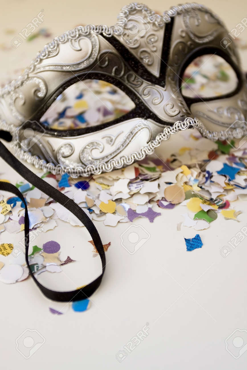 Carnival mask Stock Photo - 17755111