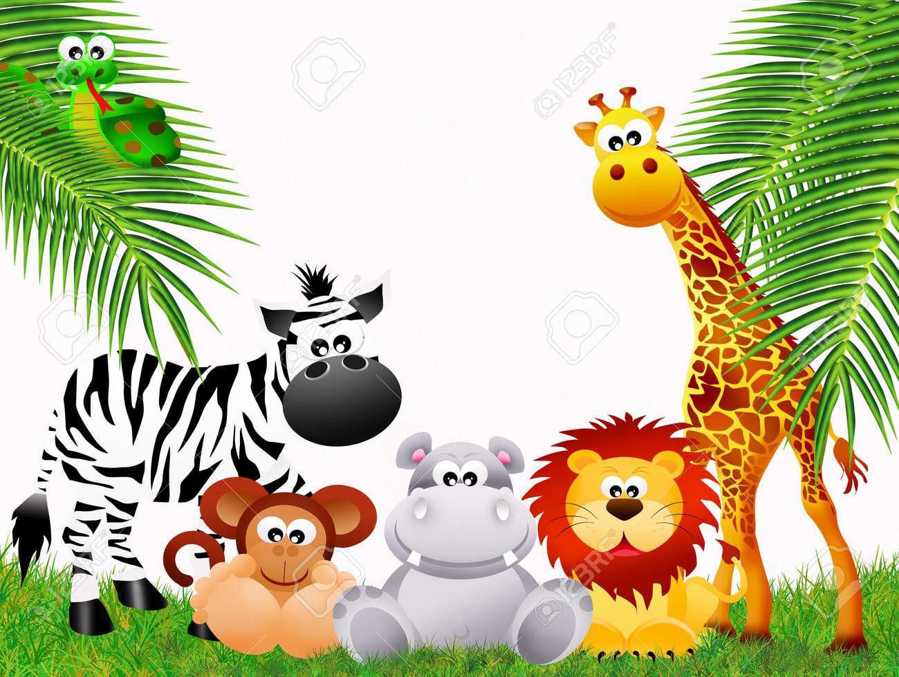 zoo animals - 20493492