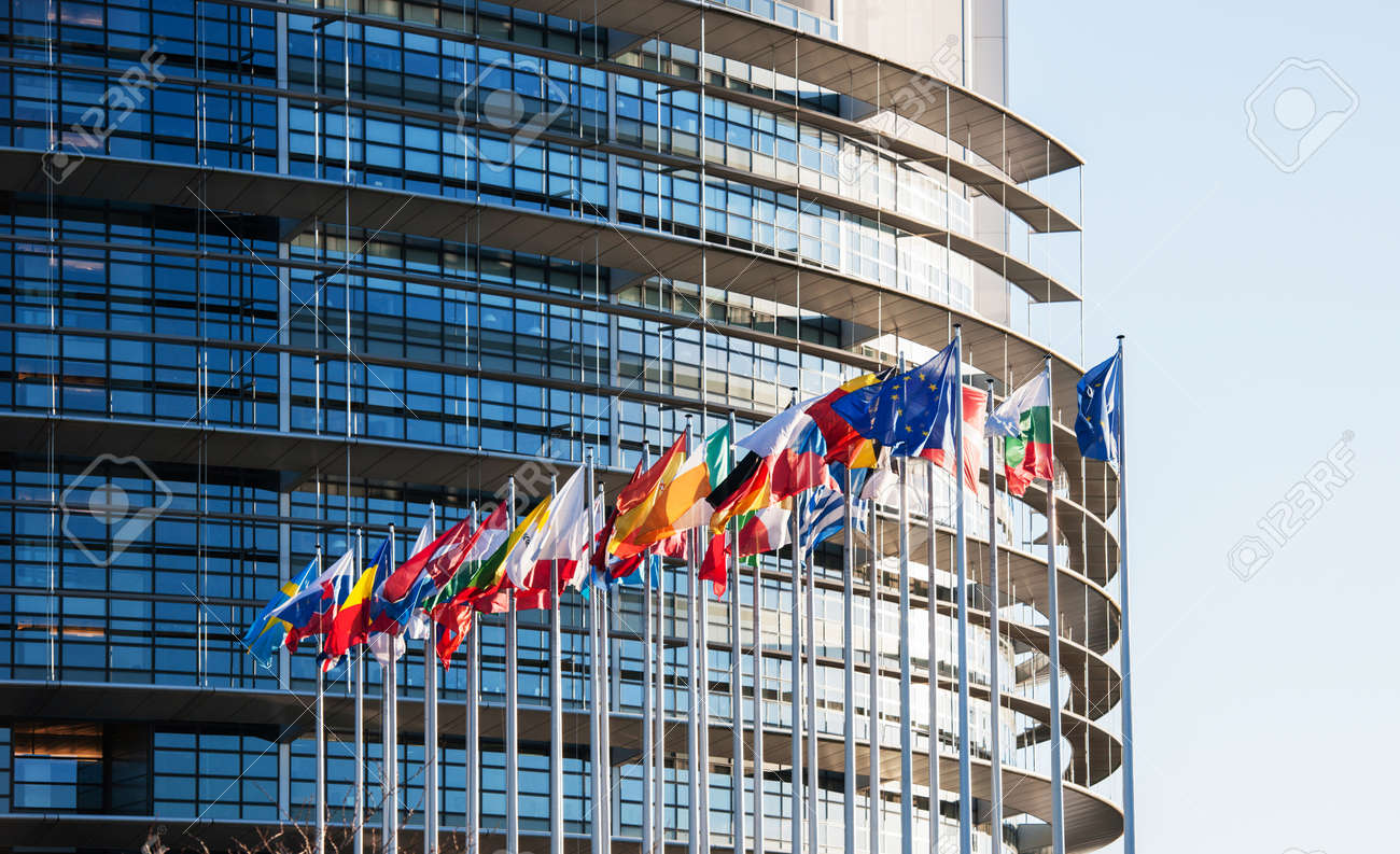 欧州議会、ストラスブール、アル...