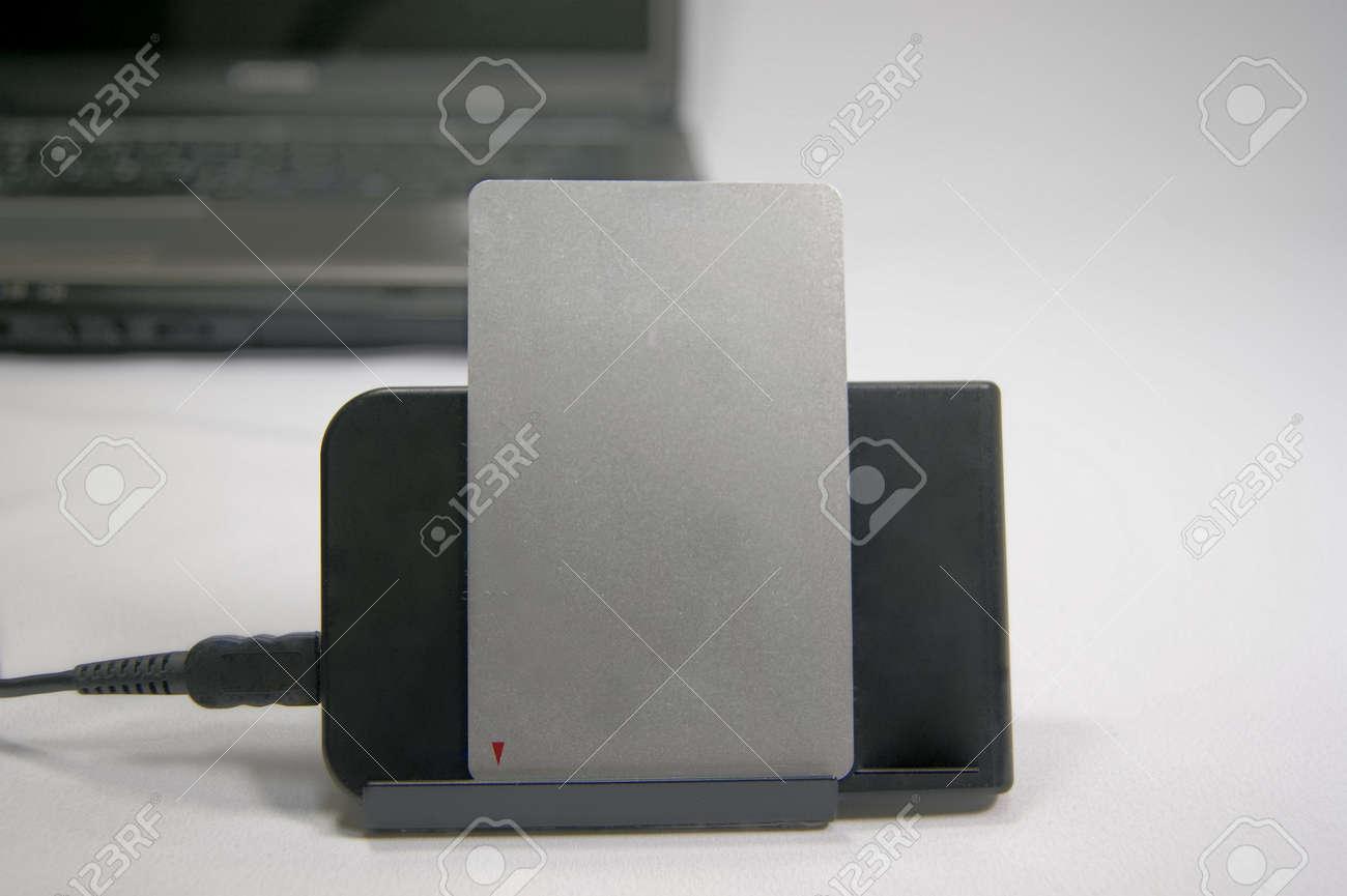 IC card reader - 45139452