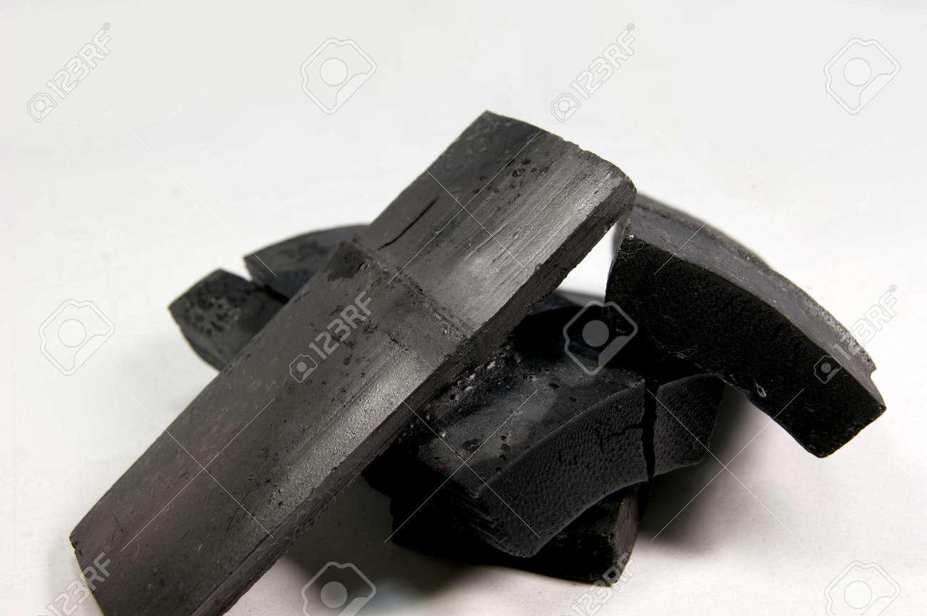Black bamboo charcoal - 45139564
