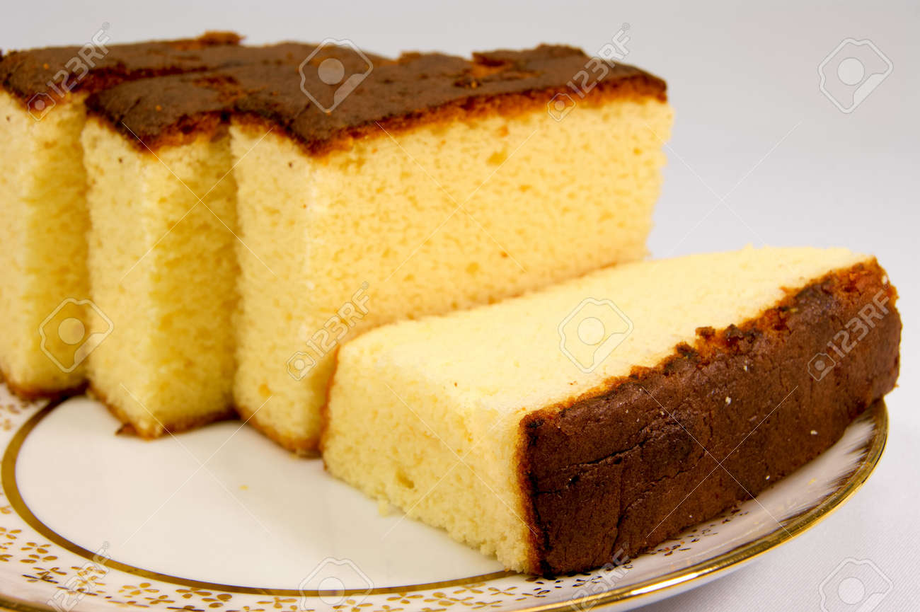 Sponge cake - 54414043