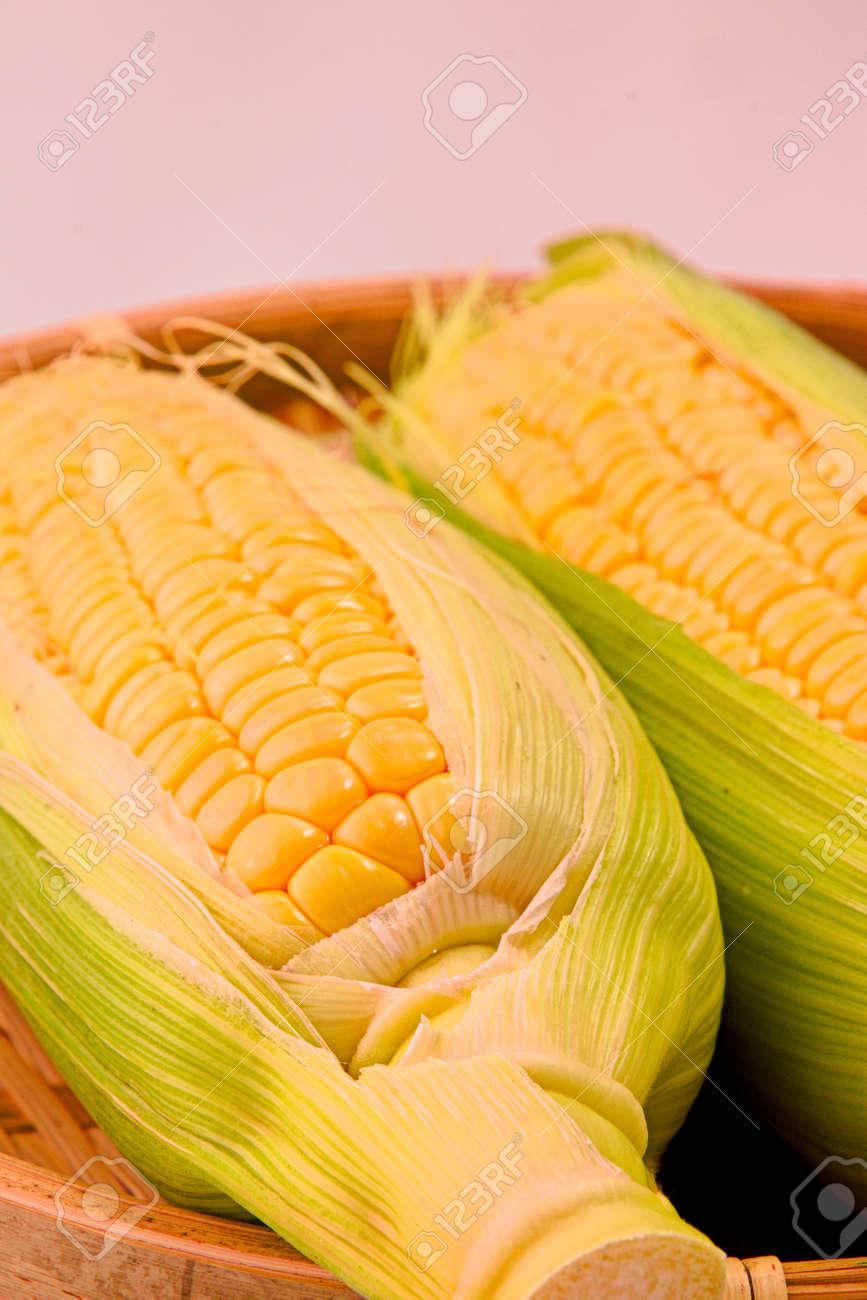 Closeup photo of Corn from Hokkaido - 109977888